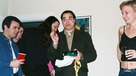 2002-02 Muchado Cast Party at Emiley Zalesky's
