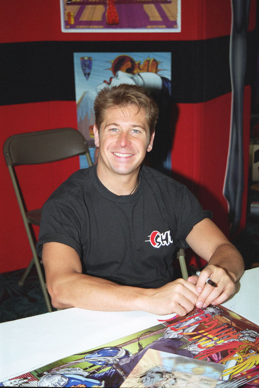 1995 03 09 - Orlando ComiCon