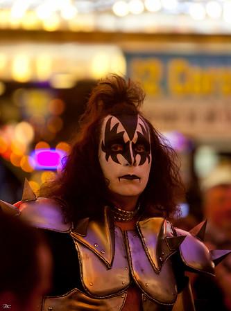 Halloween in Vegas 2011