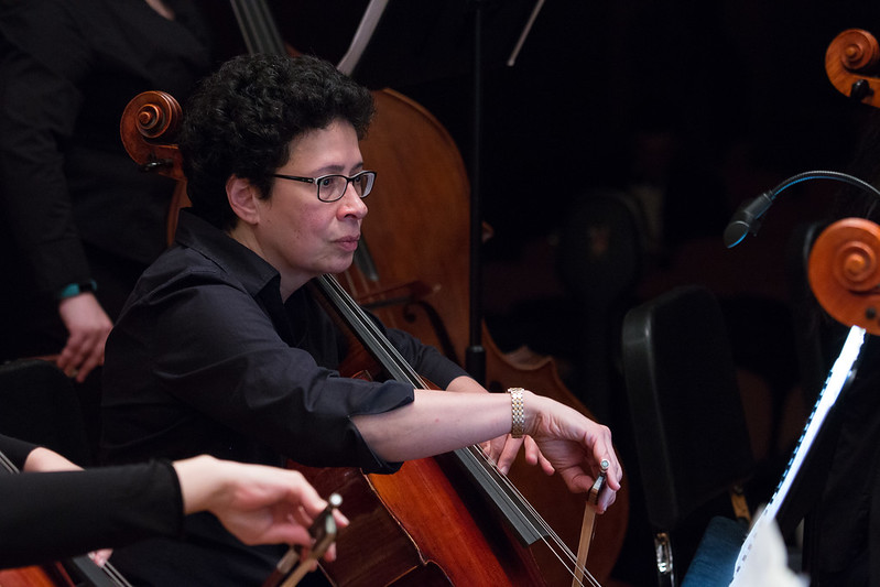Christine Manuelian -- Hopkins Symphony Orchestra, April 2017