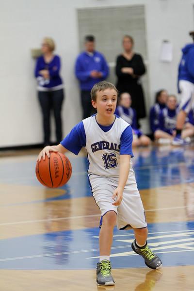 01-10-14 Anthony Wayne Youth Boys Basketball