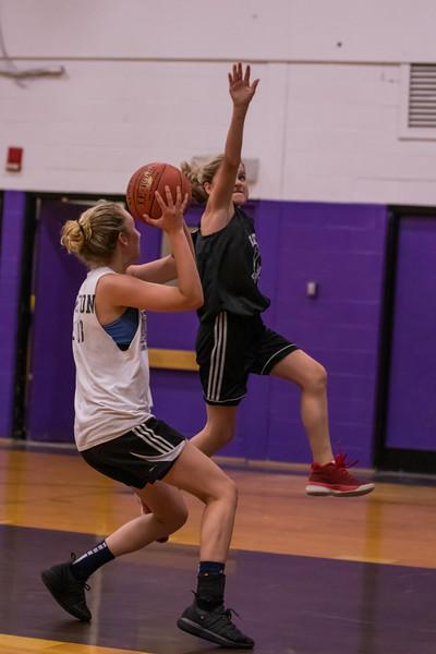 Summer SACS Girls Varsity Basketball 2019