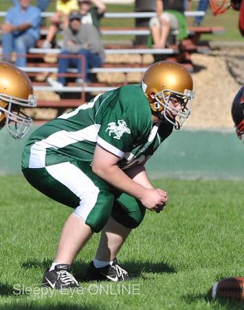 20110906 St. Mary's Jr. Varsity Football