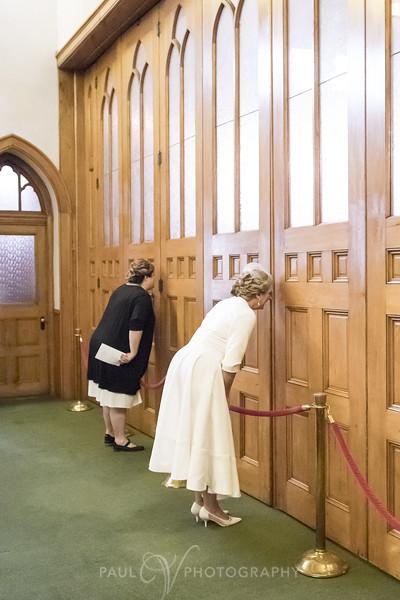 Wendi and Frank's Wedding