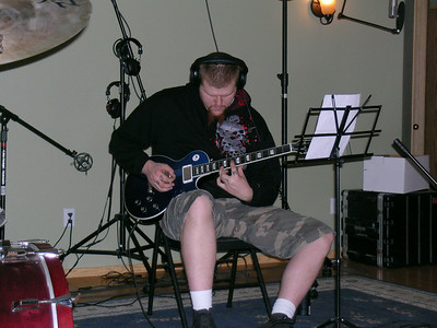 Northern Lights Recording Studio - Oct. 2007
