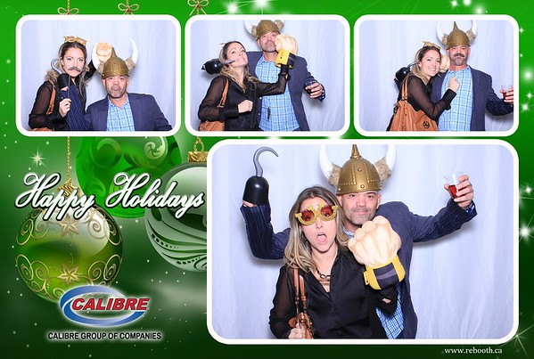 Calibre Group of Campanies Holiday Party 2014