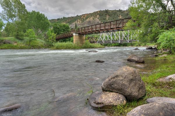 2 Durango! and their Steam Trains