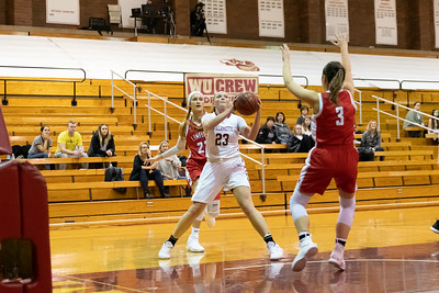 Willamette Basketball (W) vs Linfield - Jan 4, 2019