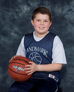 Elem Basketball Individual & Team Photos