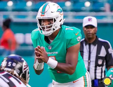 Miami Dolphins vs Atlanta Falcons