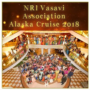 NRIVA 2018 Alaska  Cruise - All Photos
