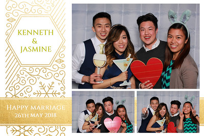 Jasmine and Kenneth's Wedding