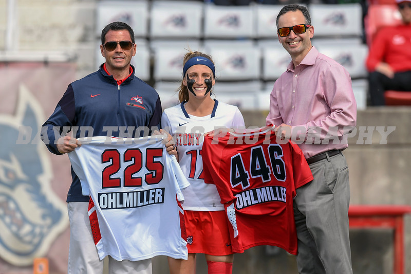 Stony Brook vs Penn State Women's Lacrosse 2018