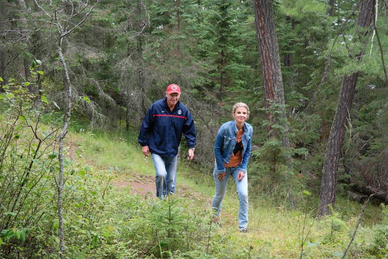 Paul and Jana