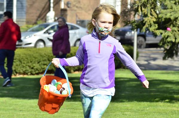 2021-04-03 Easter Egg Hunt