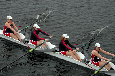 Penn V8 v. Northeastern, Syracuse 2008