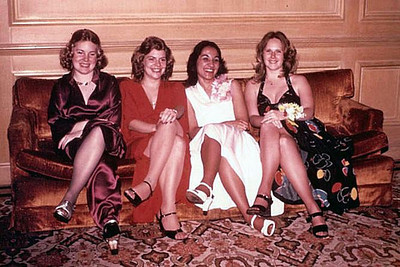 1978 02-18 Phi Mu Formal - The Fabulous Four