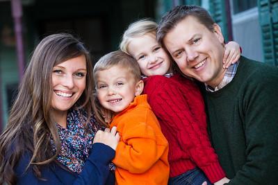 Swanson Family 2015