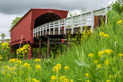 USA, IA - Covered Bridges Scenic Byway