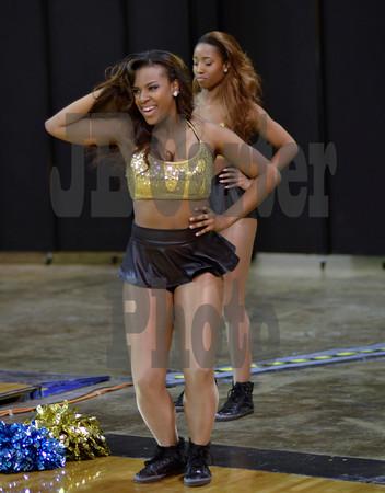 Southern University Gold 'n Bluez 02/01/2014