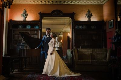 Jayne and Chris' Prestwold Hall Wedding
