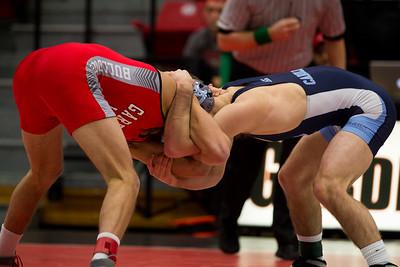 Wrestling  Gardner-Webb VS. Chapel Hill