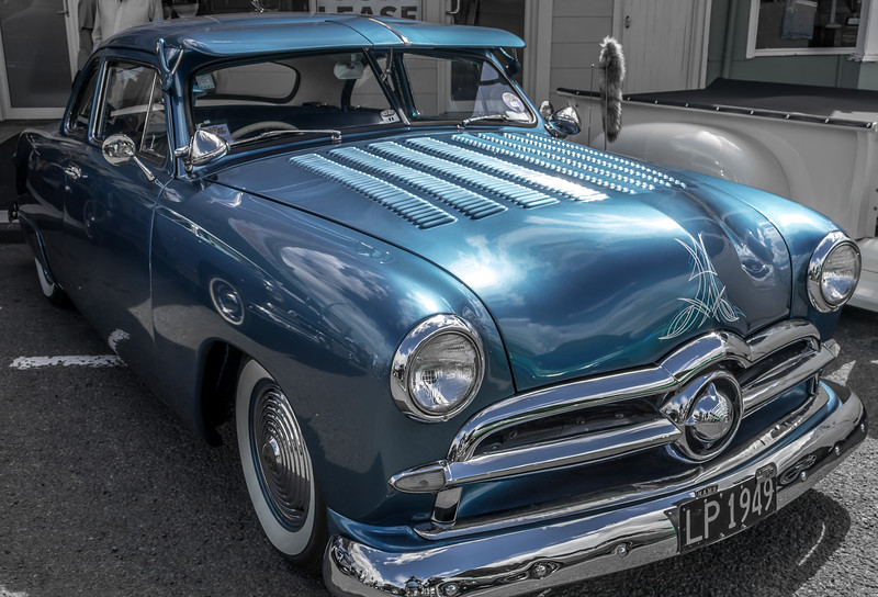 1950 or 1951 Ford Fairlane