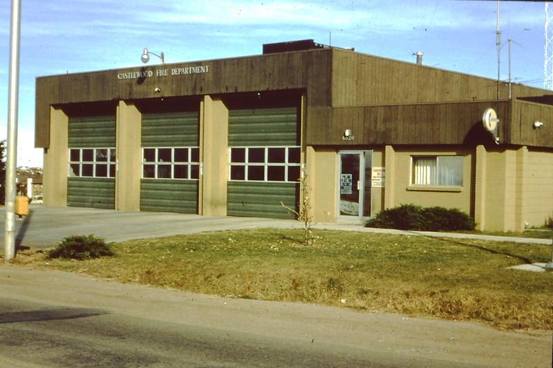 Castlewood Dayton Street Station