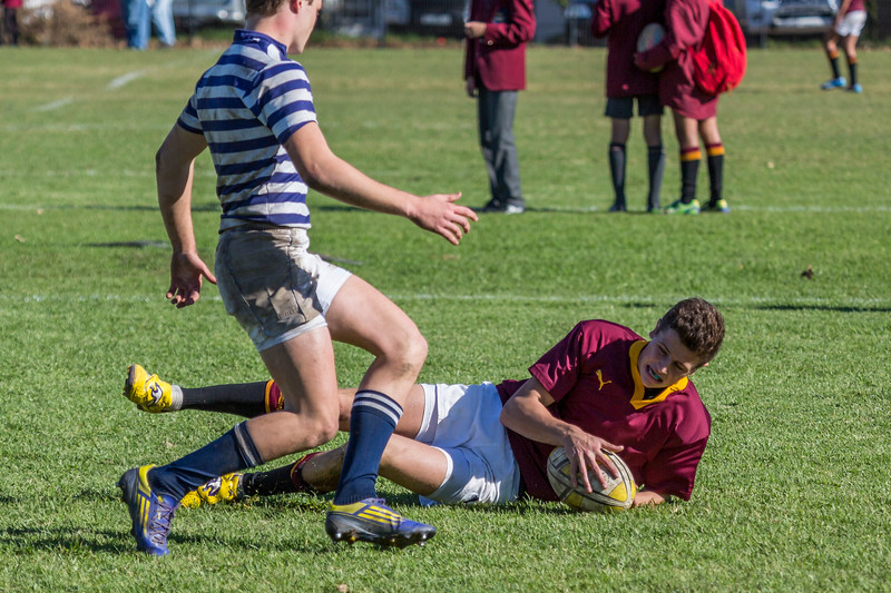 Rugby 19F vs. SACS