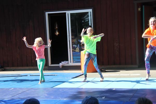 Drama, Dance, and Gymnastics