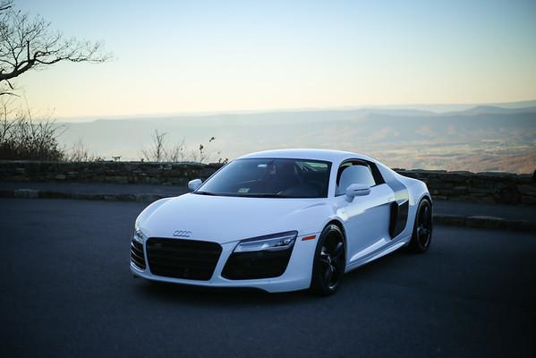 Audi R8 - 11/13/2016
