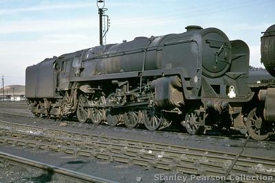 92087-92092 Built 1956 Swindon