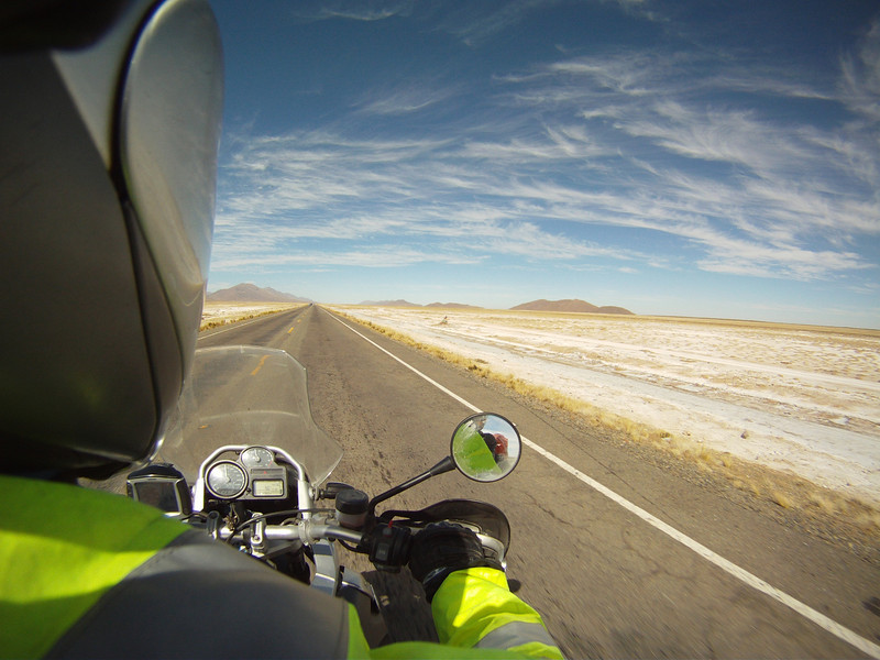 1/4: R1200GS Chile, South America - the journey between La Paz and Potosi, Bolivia South America 2-up - Follow Andrew and Cathy's trip here: http://southamerica2up.wordpress.com/