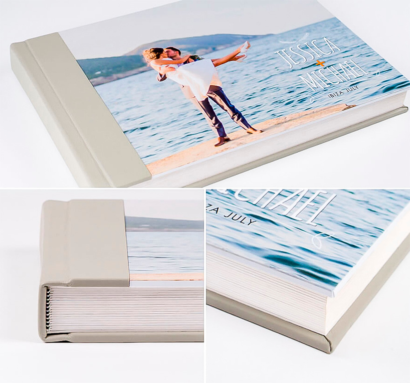 photographic cover