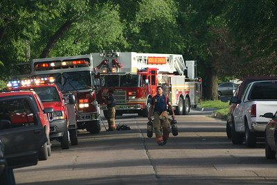 House Fire 2348 N. Jackson (5/18/06)