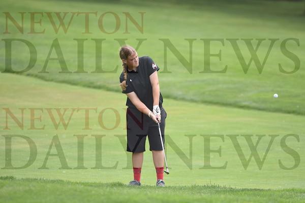 Newton Girls Golf Regionals 5-24-21