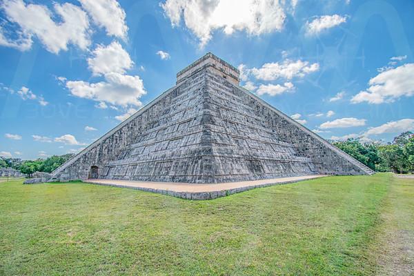 Chichen Itza,  Mayan Yucatan, Mexico