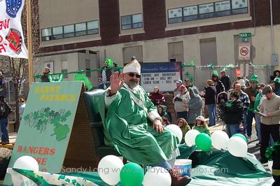 St. Patrick's Day Parade, Girardville, PA