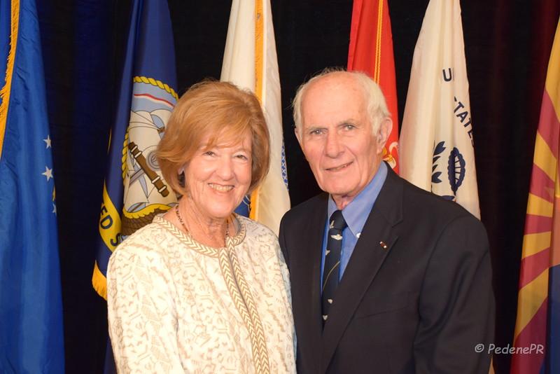 Peggy and Leonard Kirschner