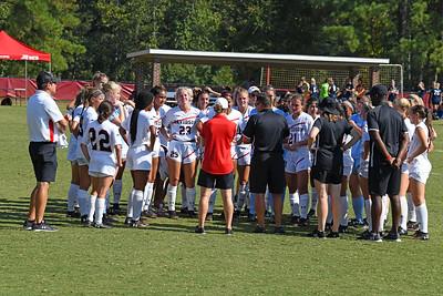 Women's Soccer vs Georgia Southern
