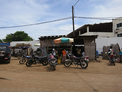West Africa 2012