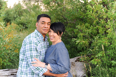 The Engagement of Candace & Earnest