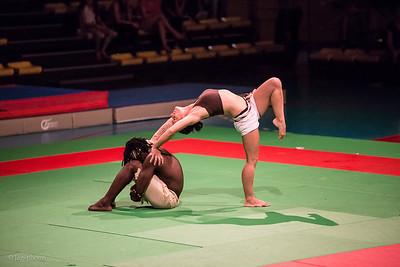 Duo acrobates