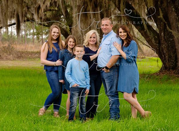 The Fillyaw Family~2018