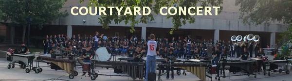 Courtyard Concert