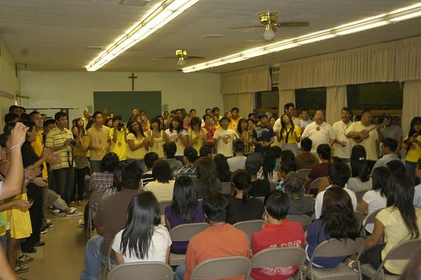 DWHL Retreat - Friday. 08-07-2009