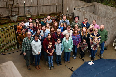Thanksgiving in Springdale - 2019