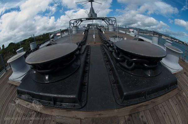 USS Missouri Pearl Harbour