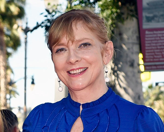 . FILE - In this March 13, 2015 file photo, Glenne Headly attends an event honoring fellow actor Ed Harris with a star on the Hollywood Walk Of Fame  in Los Angeles. Headly, an early member of the renowned Steppenwolf Theatre Company who went on to star in films and on TV, died June 8, according to her agent. She was 62. No cause of death or location was immediately available. (Photo by Chris Pizzello/Invision/AP, File)