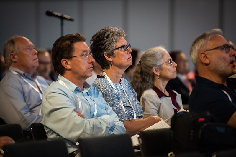 22nd International AIDS Conference (AIDS 2018) Amsterdam, Netherlands.   Copyright: Steve Forrest/Workers' Photos/ IAS  Photo shows STI 2018 session.